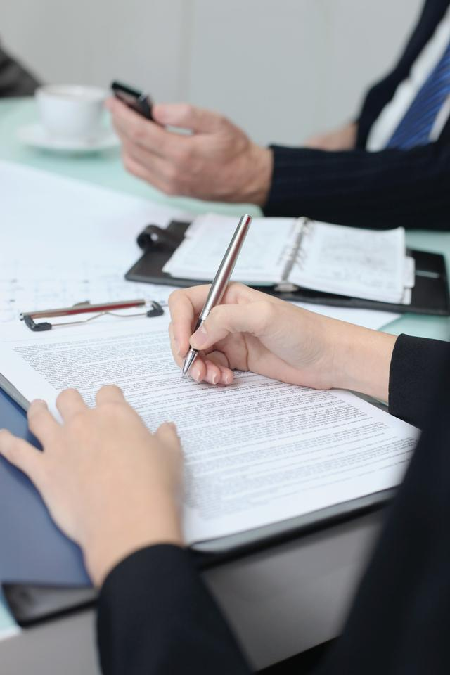 business contracts in Las Vegas