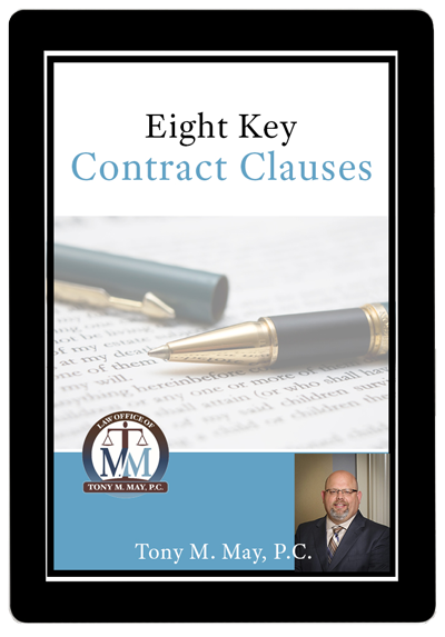 Eight Key Contract Clauses
