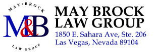 Tony M. May Law Logo